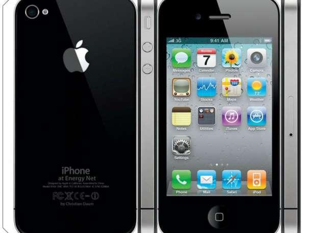 Продам телефон Apple iPhone 4, 8gb, фотография 1