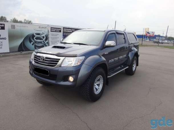 Срочно продам Toyota Hilux AT35, 2012 г.в., фотография 6