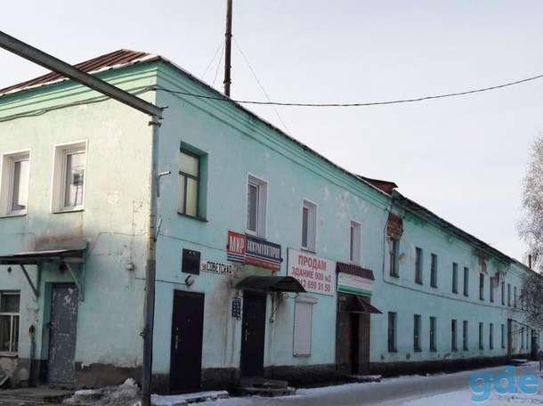 Здание, центр г.Камышлова 900 кв.м, фотография 1
