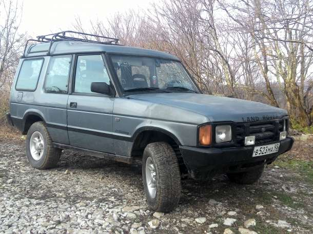 Land Rover Discovery, 1990 год, фотография 2