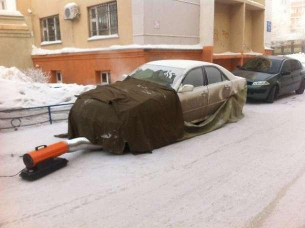 Отогрев авто и быстрый запуск от 1000 рублей, фотография 1