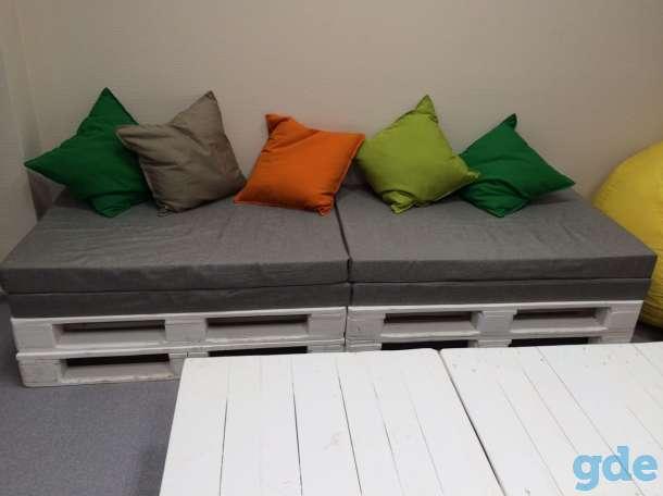 Качественная мебель из паллет(поддонов), фотография 5