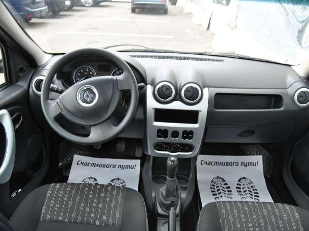 Renault Logan, 2013, фотография 8