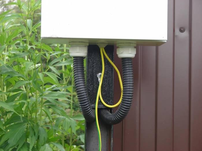 Подключение электричества солнечногорск гост электроснабжение школы