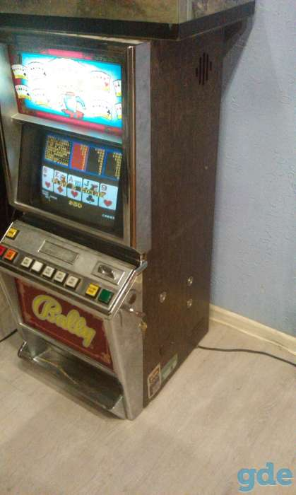 Ігровий автомат покер купити