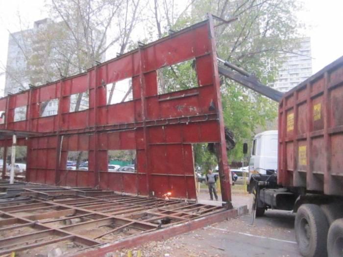 Металлолом в Звенигород цена черного лома в Куровское