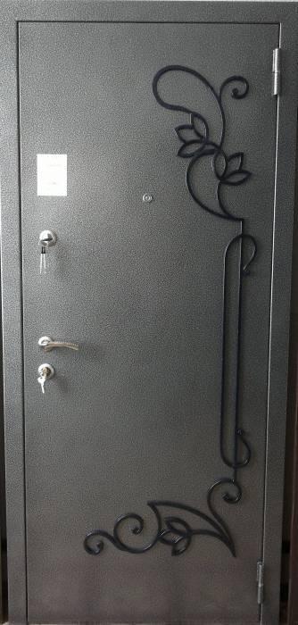 металлические двери собственного производства в москве