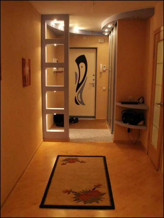 Идеи для ремонта коридора своими руками фото
