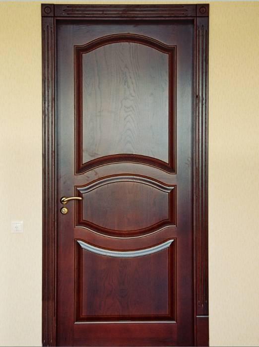 Межкомнатные двери фото из массива